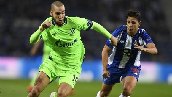 Халфът на Шалке 04 Набил Бенталеб беше разочарован след загубата