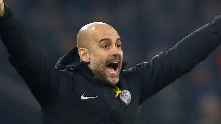 Мениджърът на Манчестър Сити Джосеп Гуардиола изрази песимизъм за шансовете