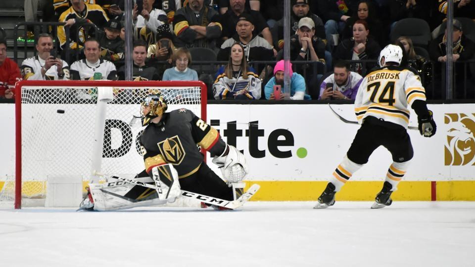 Бостън постигна седма поредна победа в Националната хокейна лига, след