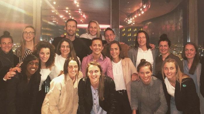 Снимка: Петер Чех заведе 16 дами на вечеря