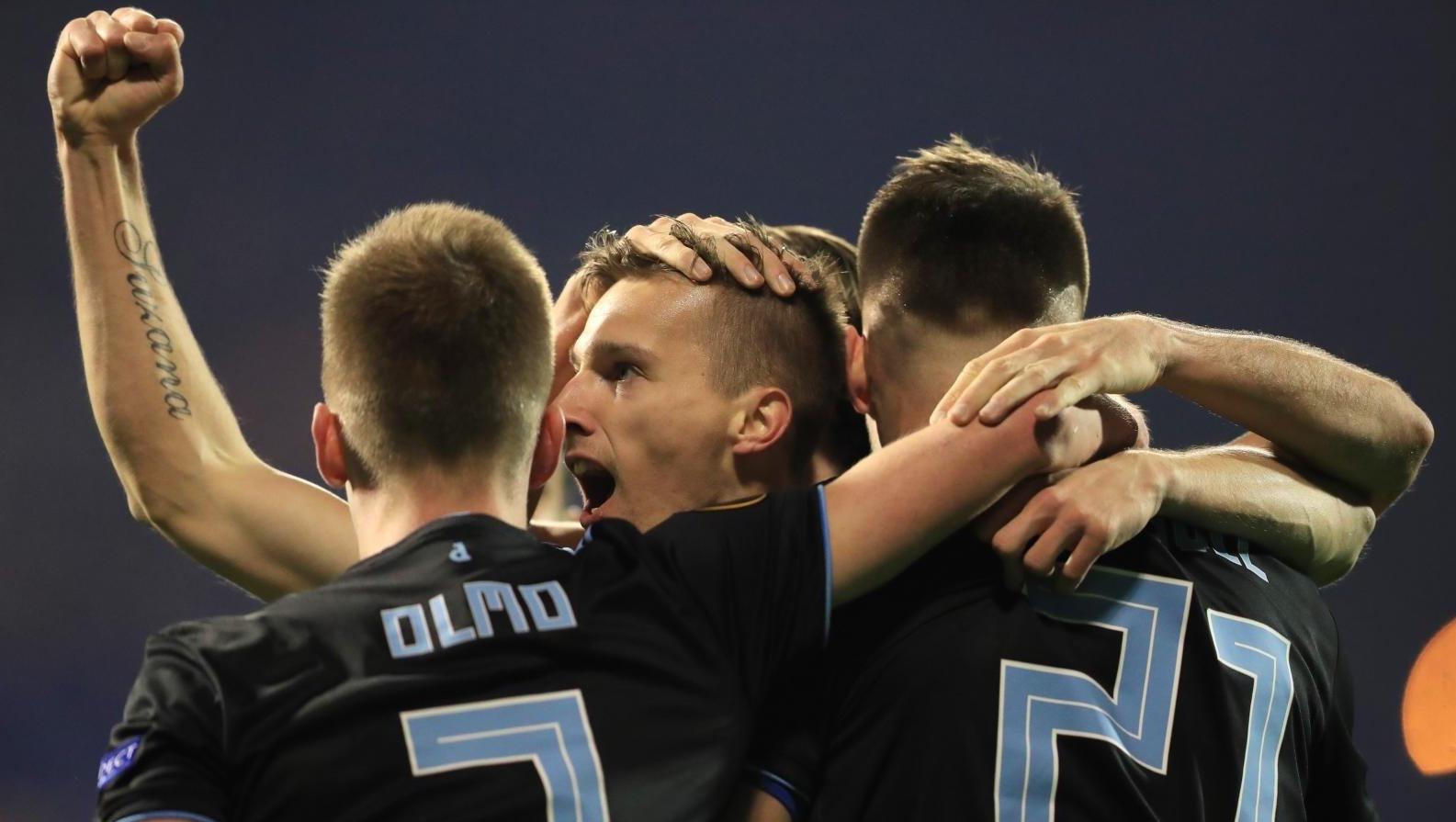 Отборът на Динамо (Загреб) отнесе с 3:0 като домакин Виктория
