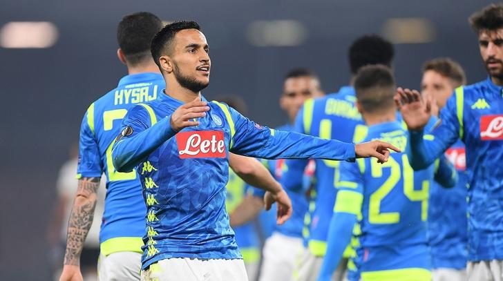 Италианският Наполи постигна втора победа над ФК Цюрих и се