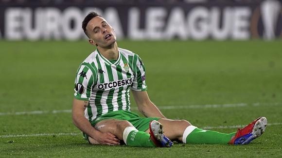 Отборът на Бетис отпадна от турнира за Лига Европа след
