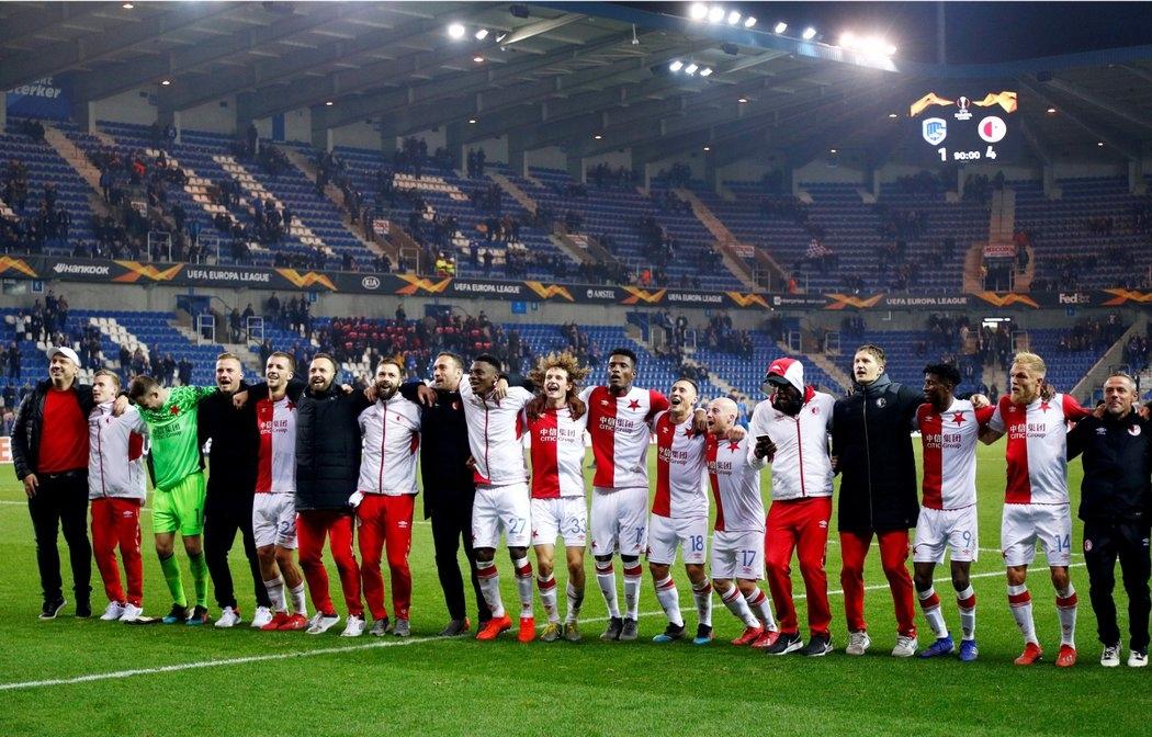 Белгийският Генк отпадна от Лига Европа, след като сензационно загуби
