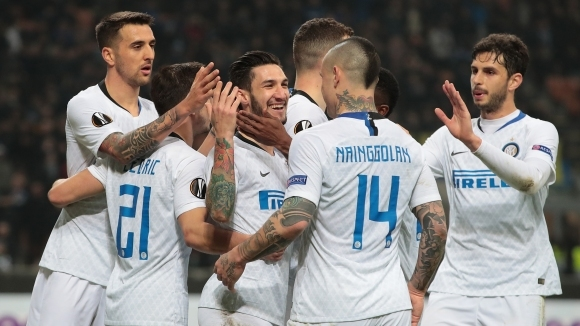Отборът на Интер постигна убедителна домакинска победа с 4:0 над