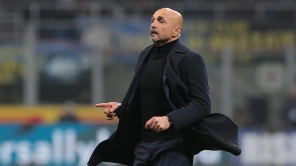 Треньорът на Интер Лучано Спалети похвали своите играчи след победата