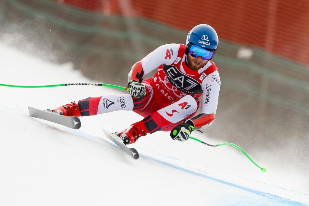 Австриецът Марко Шварц, който спечели три медала на Световното първенство