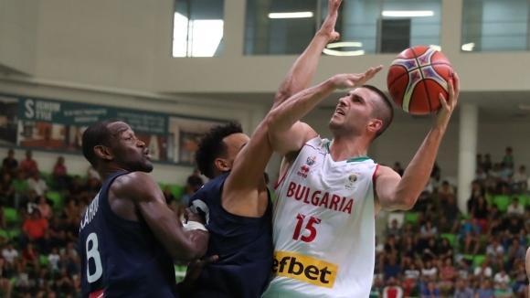 Центърът на Берое и националния отбор на България Станислав Ваклинов