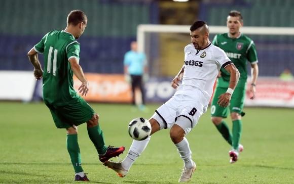 Съботната програма на 23-ия кръг в Първа професионална лига започва
