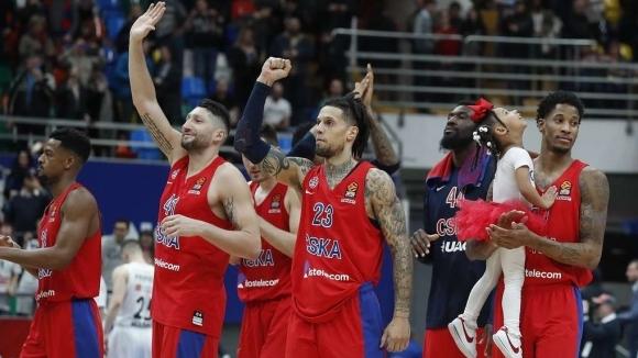 Три отбора си осигуриха участие в плейофите на Евролигата по