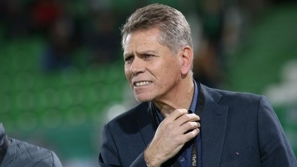 Бившият треньор на Лудогорец Пауло Аутуори едва не се преби