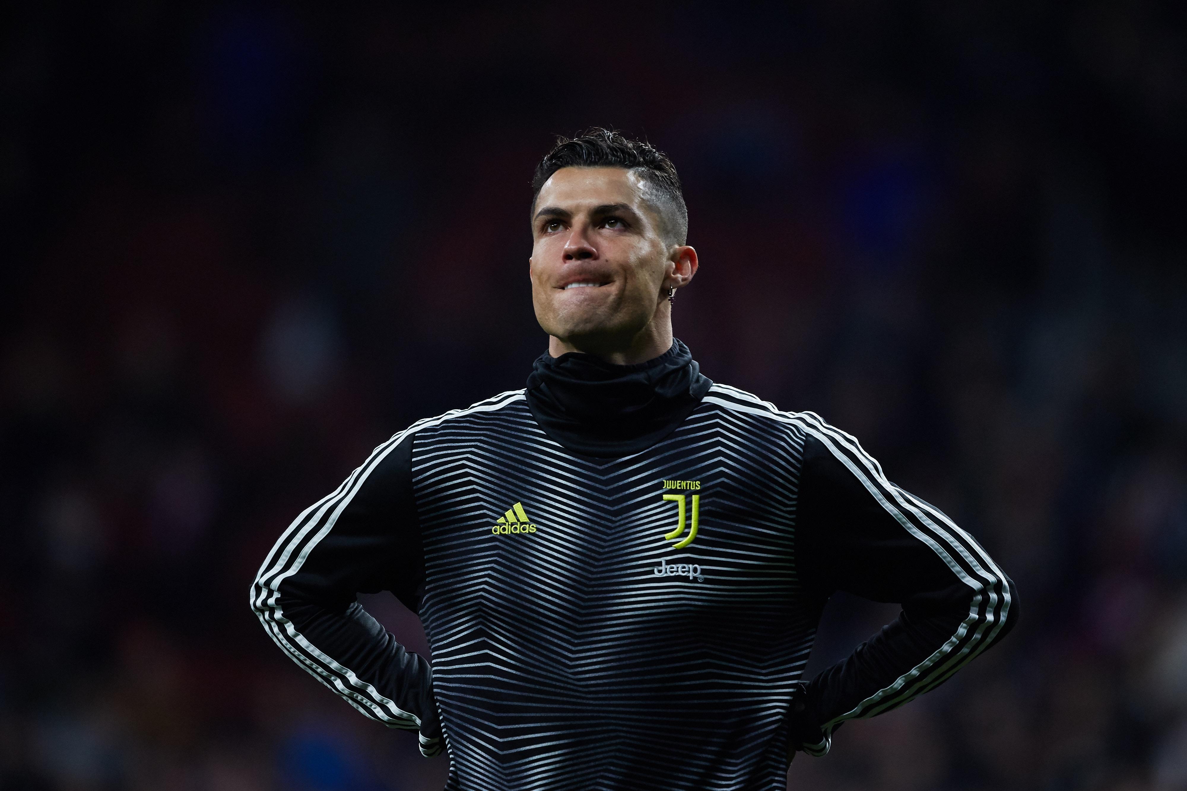 Звездата на Ювентус Кристиано Роналдо може да не попадне в