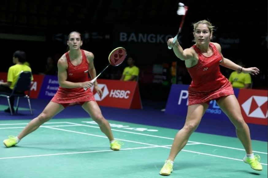 Европейските шампиони Габриела Стоева и Стефани Стоеви отпаднаха на полуфиналите