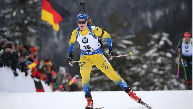 Шведката Мона Брорсон стана шампионка в спринта на 7.5 км