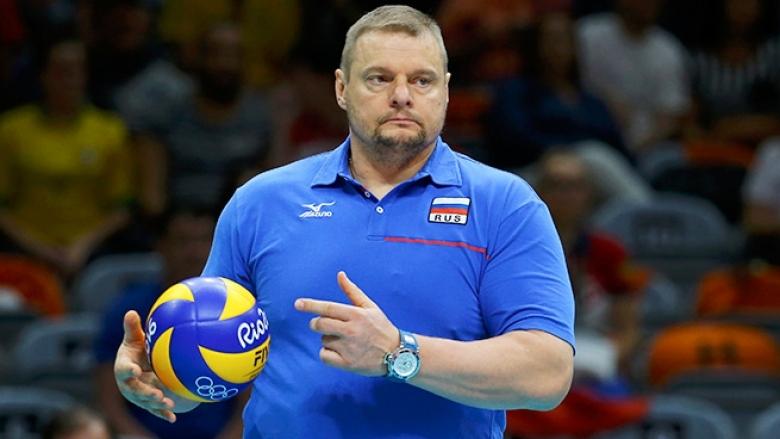 дин от най-успешните селекционери на мъжкия национален отбор по волейбол
