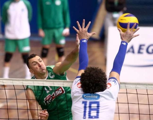 Националът Боян Йорданов и неговият Панатинайкос (Атина) записаха 9-а победа