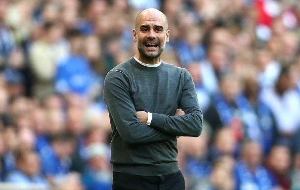 Мениджърът на Манчестър Сити Джосеп Гуардиола спечели 25-и трофей в