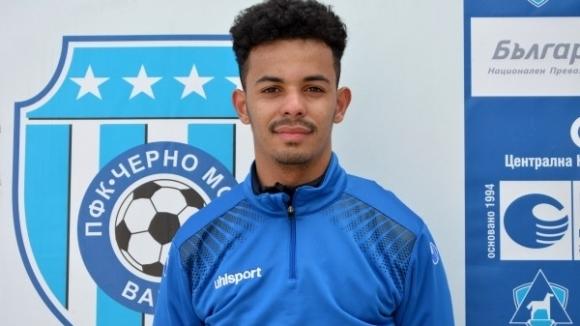 Отборът на Черно море привлече 21-годишния френски футболист Жоаким Балми.