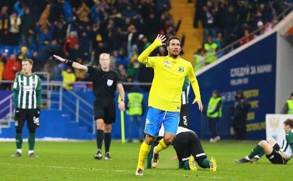 Полузащитникът Ивелин Попов бе обявен за най-добър футболист на Ростов
