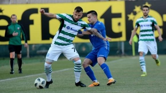 Три кръга преди края на редовния сезон в Първа лига