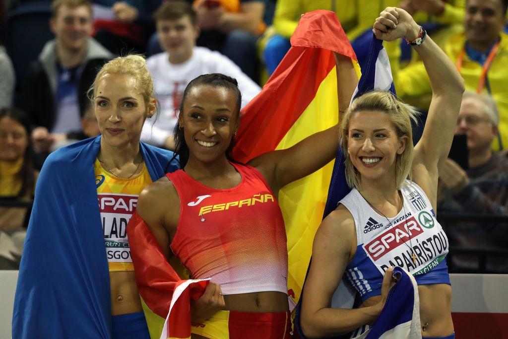 Испанката Ана Пелетейро спечели титлата на троен скок на Европейското