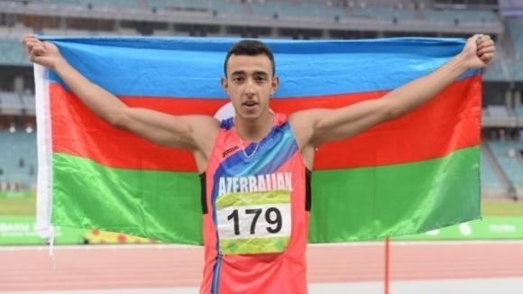Назим Бабаев от Азербайджан спечели титлата на троен скок на