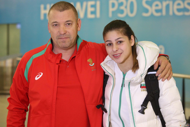 Успехите на Александра Начева в последните две години не останаха