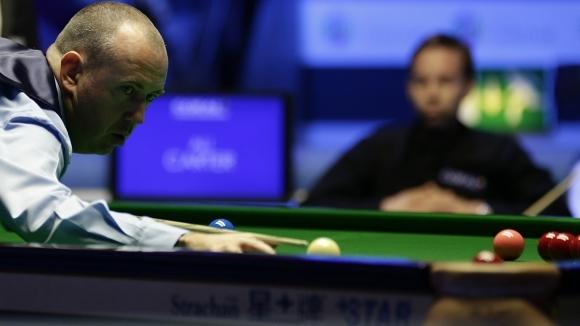 Трикратният световен шампион по снукър Марк Уилямс се класира убедително