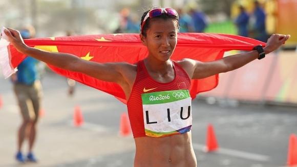 Китайката Лю Хун постави нов световен рекорд на 50 километра