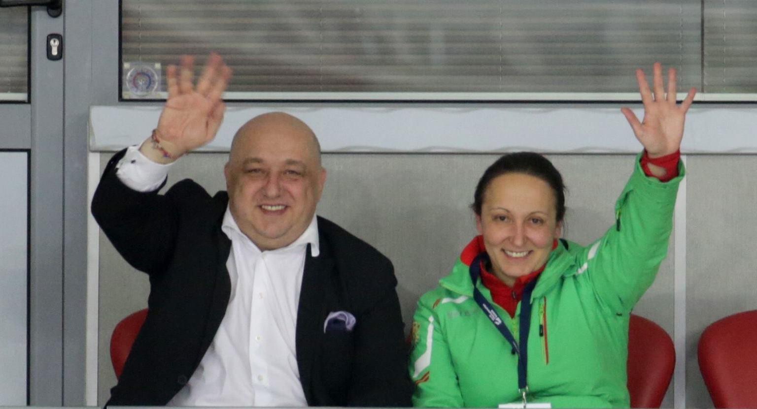 Министърът на младежта и спорта Красен Кралев даед висока оценка