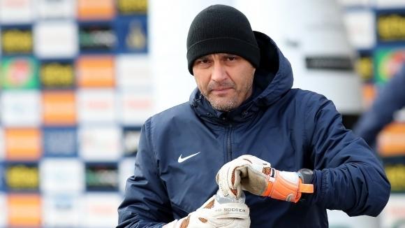 Снимка: Иванков: Левски ще се бори със зъби и нокти за първото място