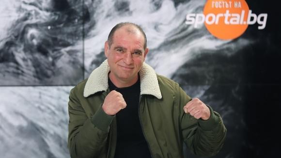 Една от най-големите легенди на българския бокс Серафим Тодоров бе
