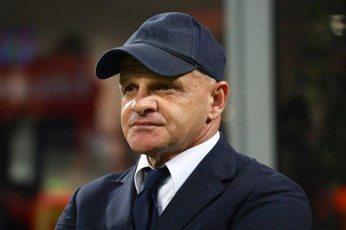 Италианският клуб Емполи уволни старши треньора Джузепе Якини след само