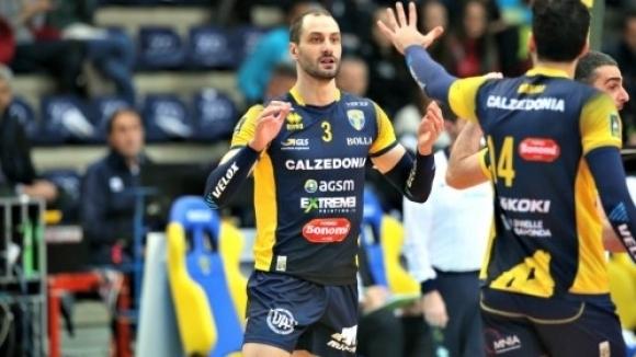 Българската волейболна звезда Матей Казийски даде обширно и екслузивно интервю