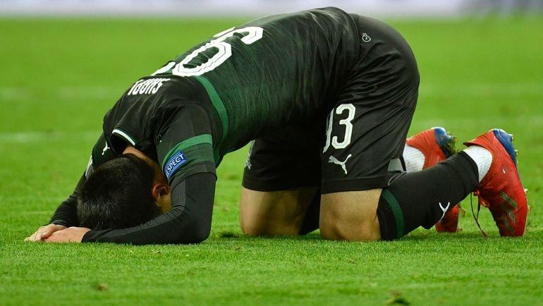 Краснодар отпадна от Валенсия на осминафиналите в Лига Европа след