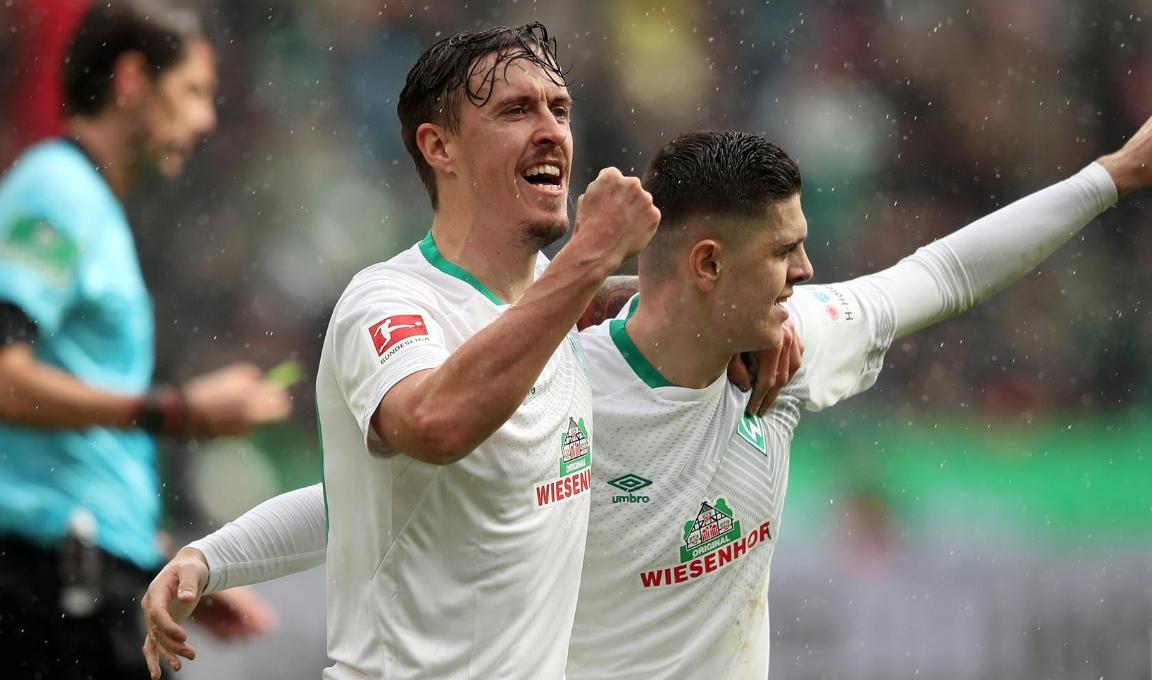 Вердер (Бремен) уверено крачи към участие в Лига Европа, след