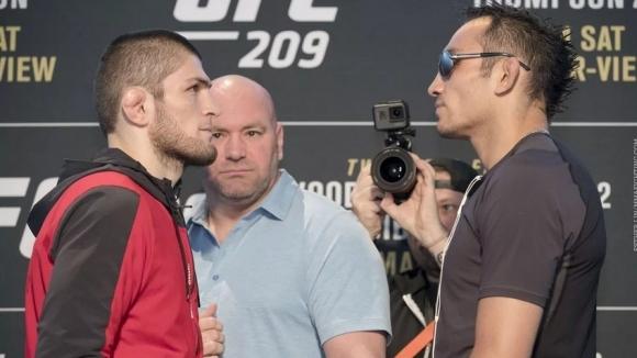 Шампионът в лека категория Хабиб Нурмагомедов реши да даде съвет