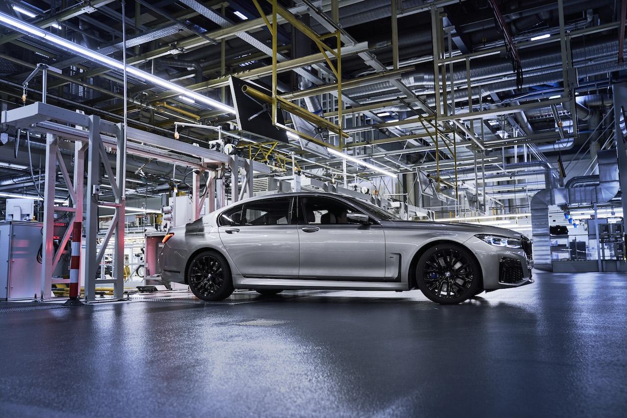 Стартира производството на новото BMW Серия 7 в завода на