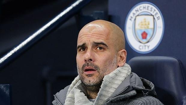 Мениджърът на Манчестър Сити Пеп Гуардиола изрази надежда, че неговите