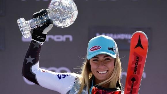 Микаела Шифрин е спечелила рекордните 886 хиляди швейцарски франка (885