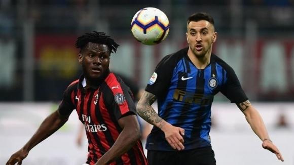 Полузащитникът на Милан Франк Кесие е бил обект на расистки