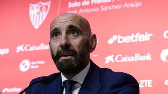 Завърналият се на поста спортен директор в Севиля Мончи беше