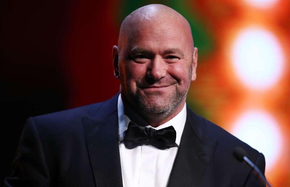 Президентът на UFC Дейна Уайт няма да ходи никъде в