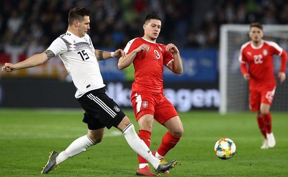Германия и Сърбия завършиха 1:1 в приятелски мач, игран на