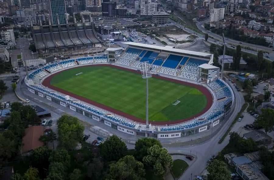 пълен стадион ще очаква националния отбор на България в Косово.