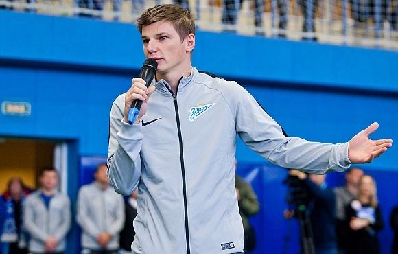 Бившата звезда на Зенит Андрей Аршавин официално се завърна в