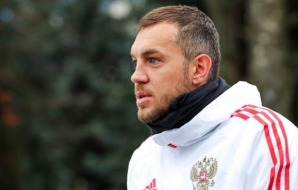 Нападателят на Зенит и руския национален отбор Артьом Дзюба не