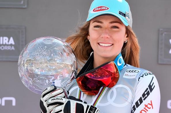Спечелилата трети пореден Голям кристален глобус в ски-алпийските дисциплини американка