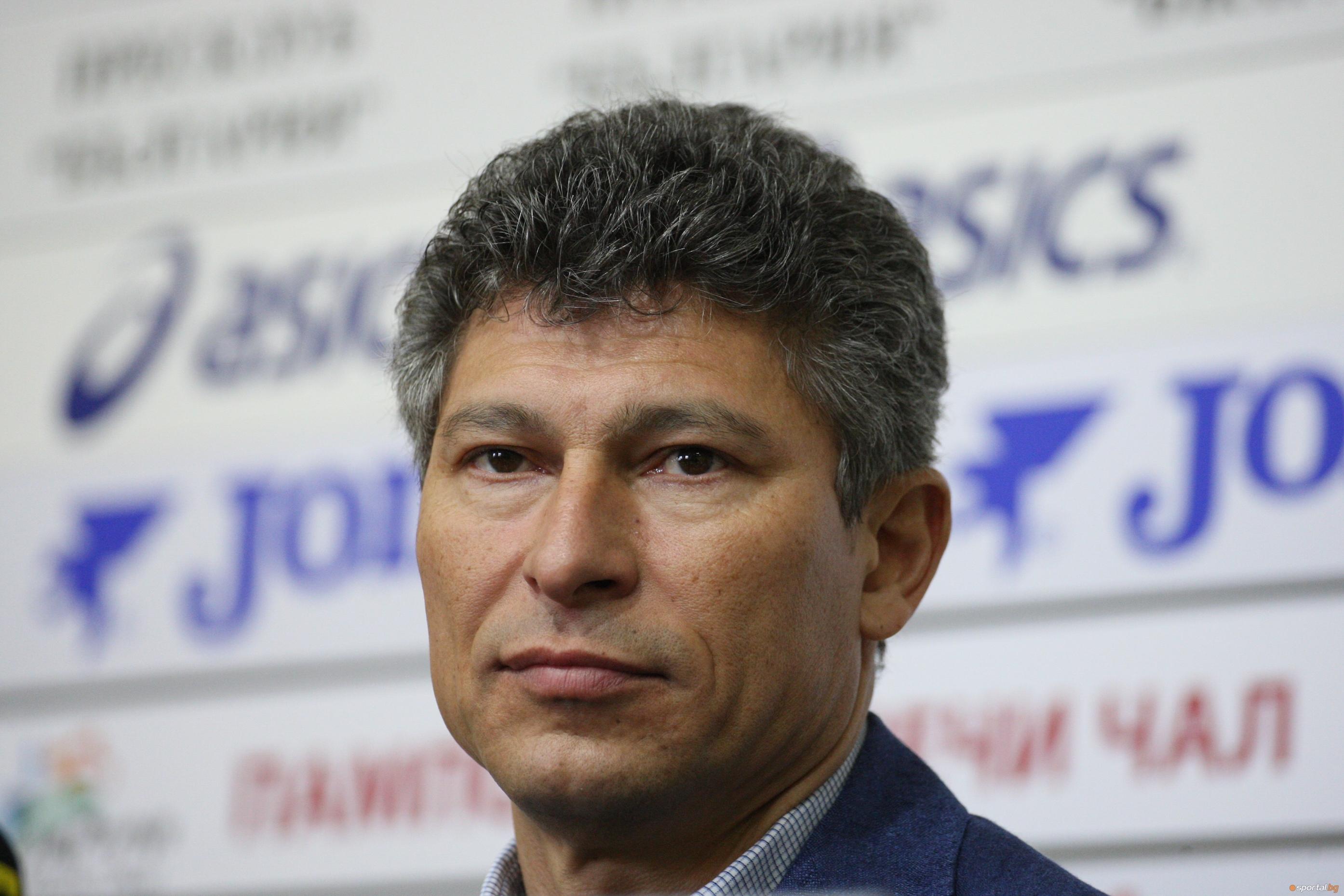 Бившият национал Красимир Балъков смята за резонно ремито срещу Черна