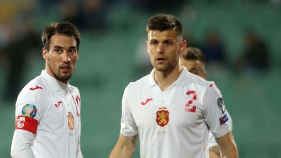 Бранителят на България Страхил Попов съжалява, че нашият тим не
